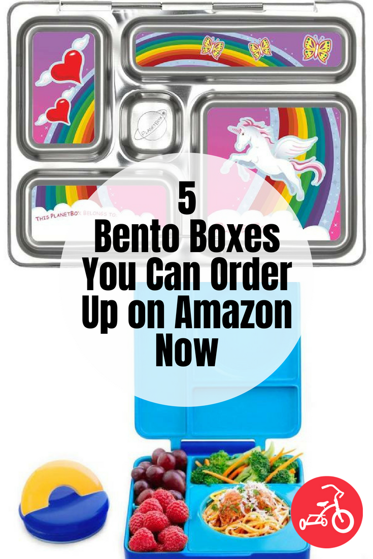 5 Bento Boxes You Can Order Up on Amazon Now