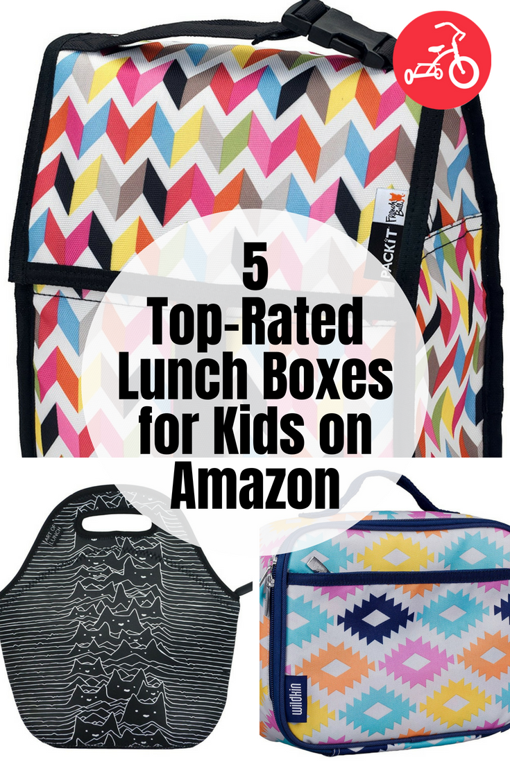 5 Top-Rated Lunch Boxes for Kids on Amazon