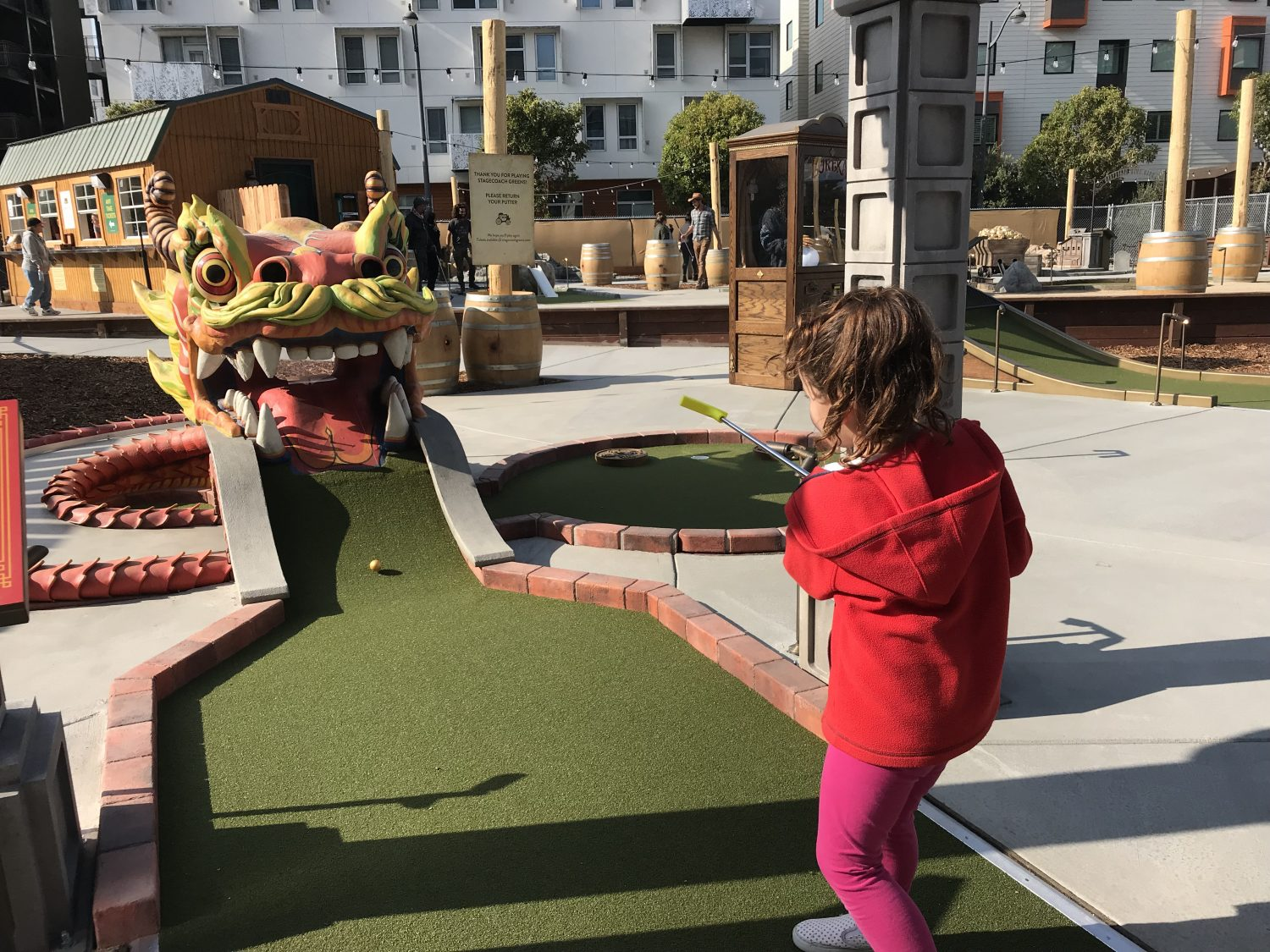 A Hole-In-One Guide to the Bay Area's Best Mini Golf Courses
