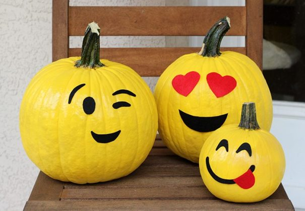 28 No Carve Pumpkin Decorating Ideas That Only Look Fancy