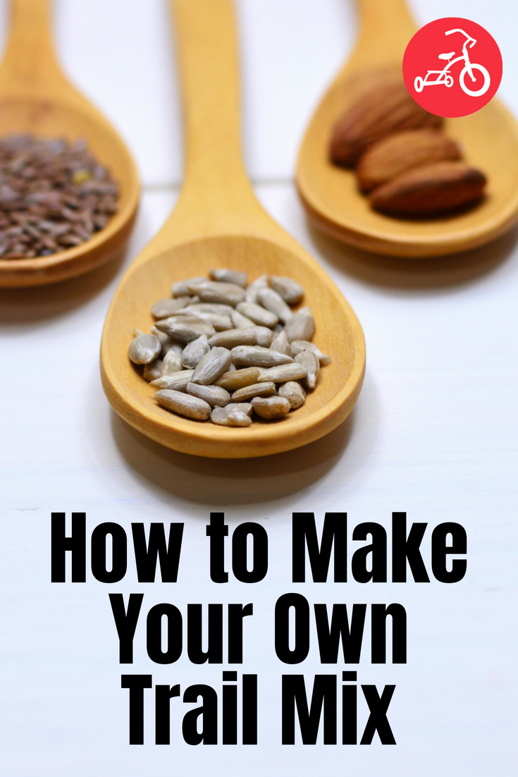How to Make Your Own Trail Mix