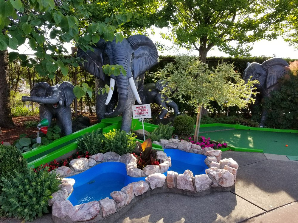 13 Awesome Mini Golf Courses Near Chicago Il