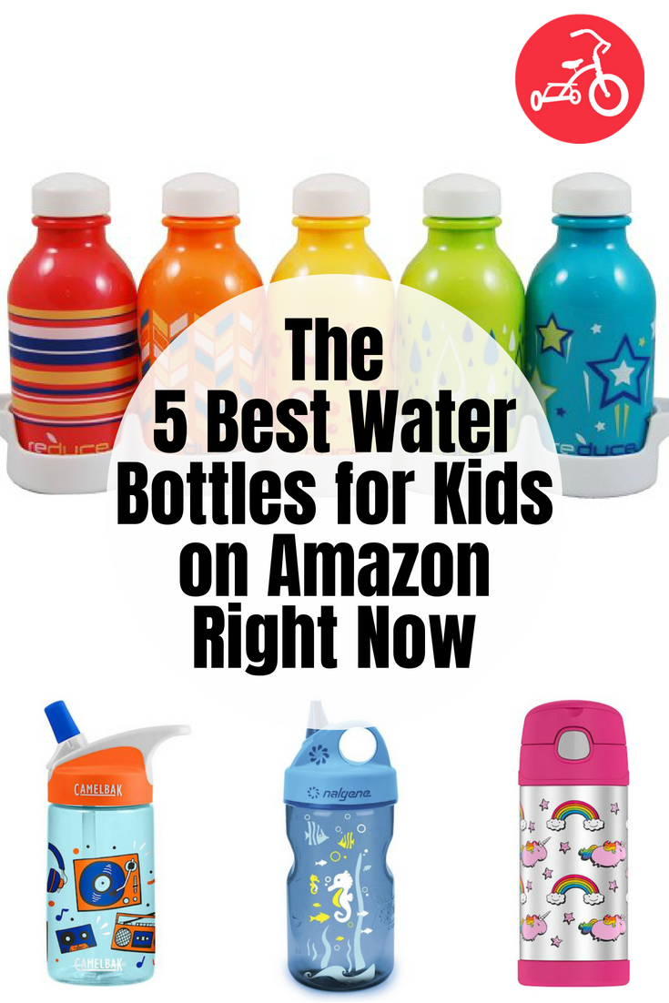 The 5 Best Water Bottles for Kids on Amazon Right Now