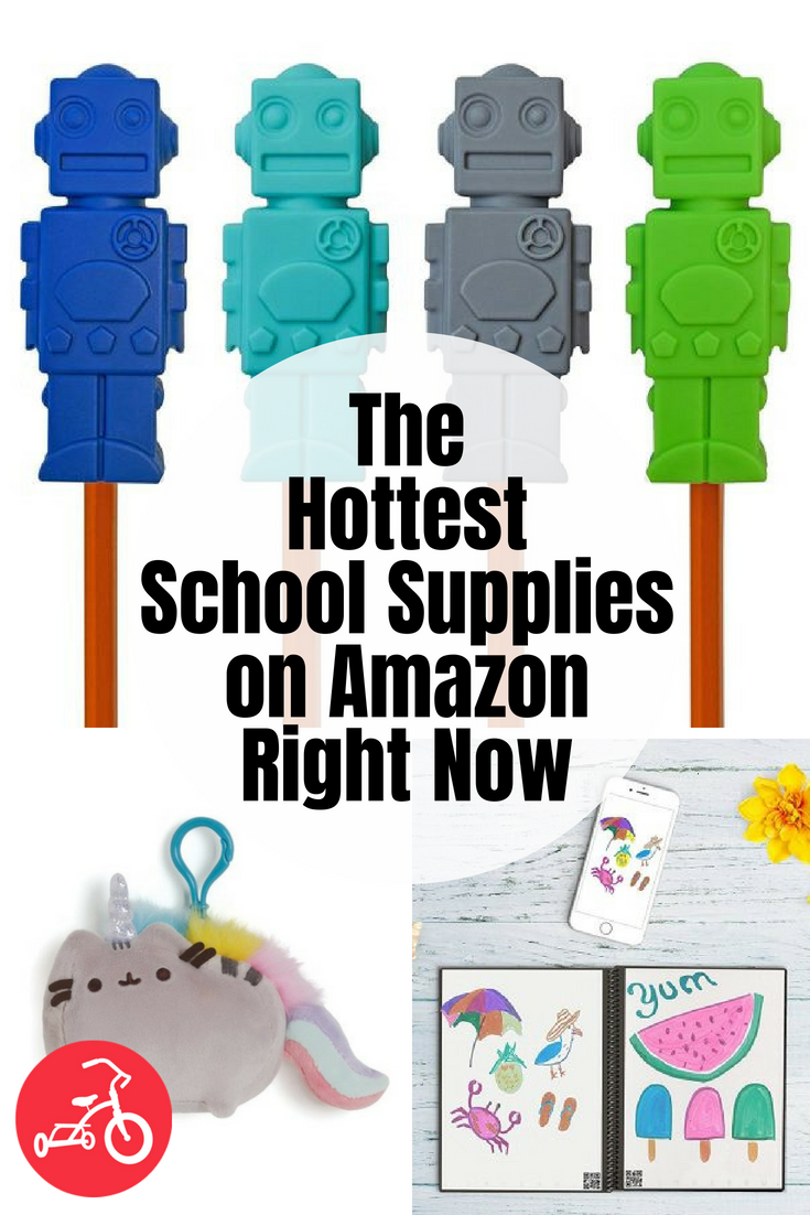 The Hottest School Supplies on Amazon Right Now