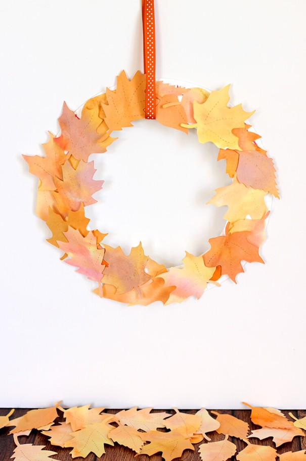 The Biggest Best List Of Fall Crafts Ever