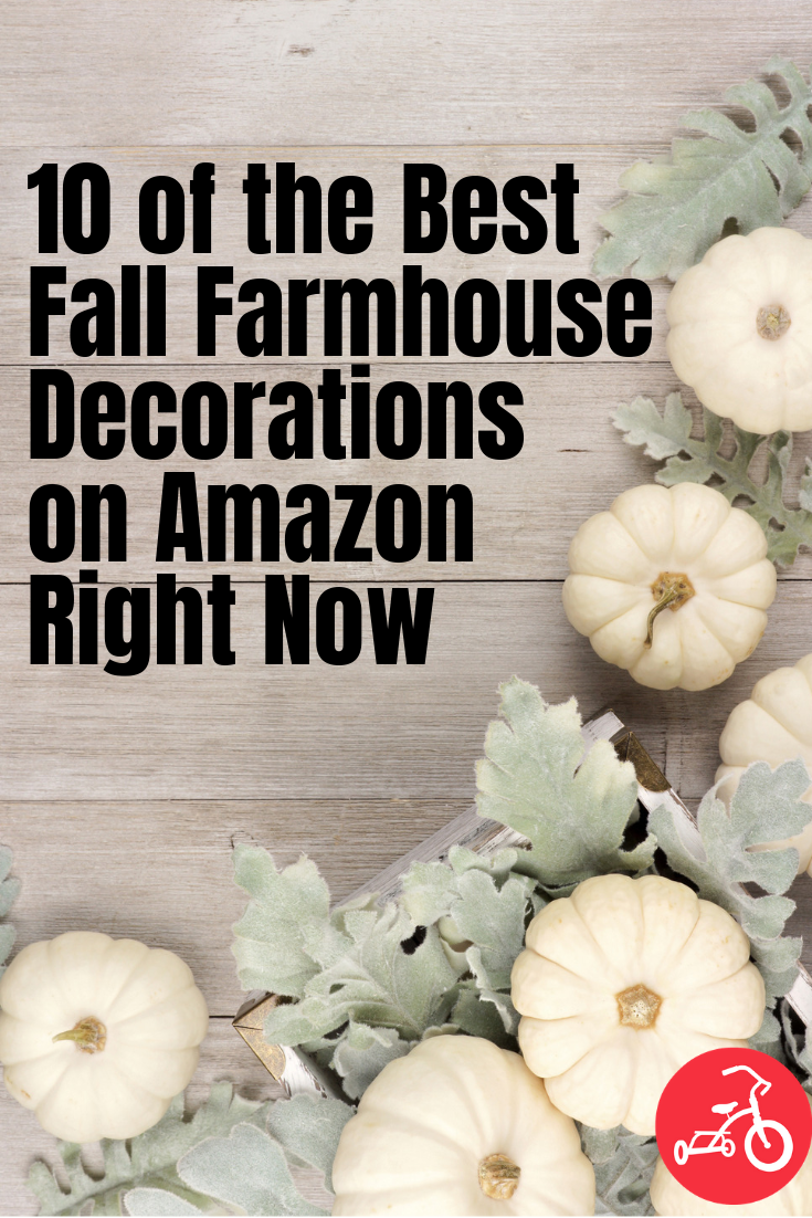 10 of the Best Fall Farmhouse Decorations on Amazon Right Now