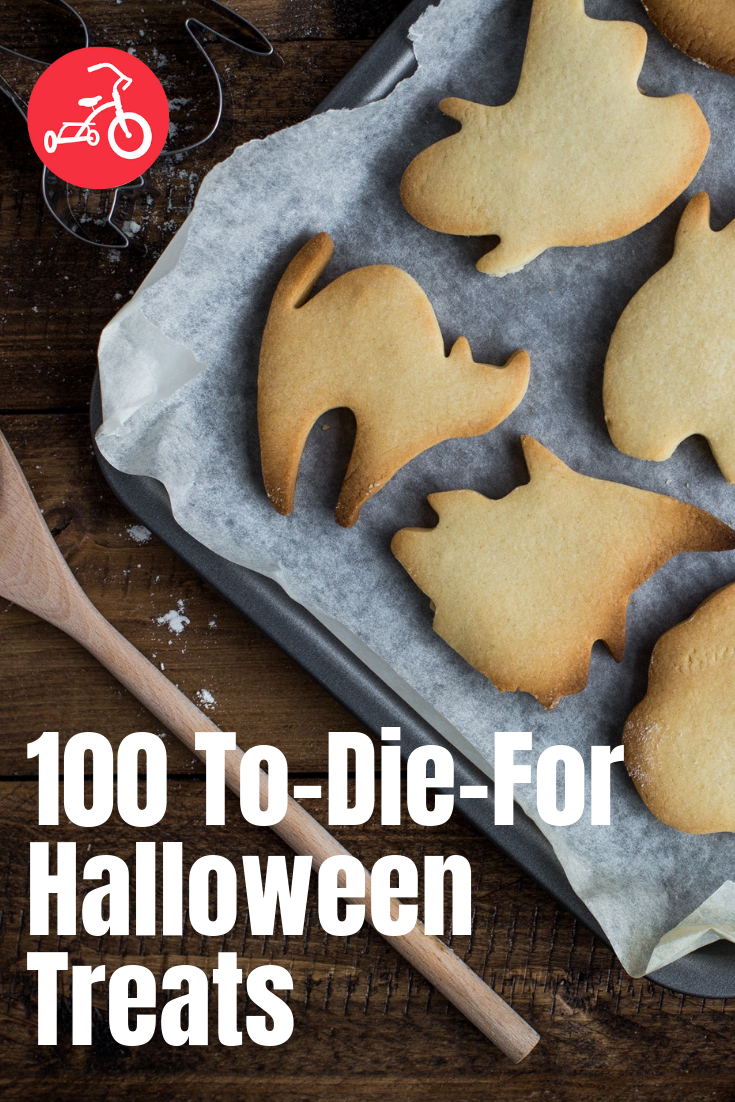 100 To-Die-For Halloween Treats