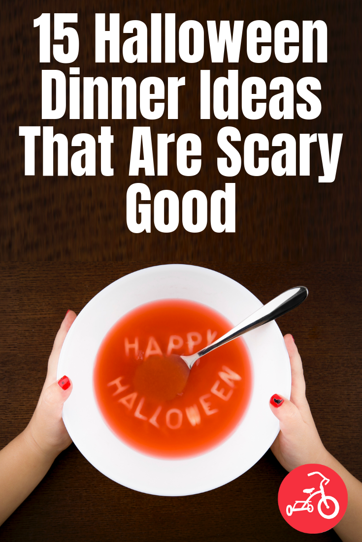 15 Halloween Dinner Ideas That Are Scary Good