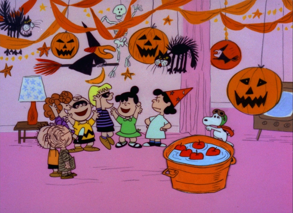 """IT'S THE GREAT PUMPKIN, CHARLIE BROWN"" - This full-length version of the classic animated PEANUTS special ""ItÕs the Great Pumpkin, Charlie Brown"" includes the bonus cartoon, ""You're Not Elected, Charlie Brown,"" featuring the Great Pumpkin, and will air THURSDAY, OCT. 18 (8:00Ð8:30 p.m. EDT), on The ABC Television Network. (©1966 United Feature Syndicate Inc.)"