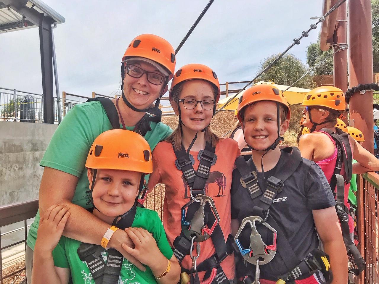 Go Here Now: Quarry Park Adventures in Rocklin