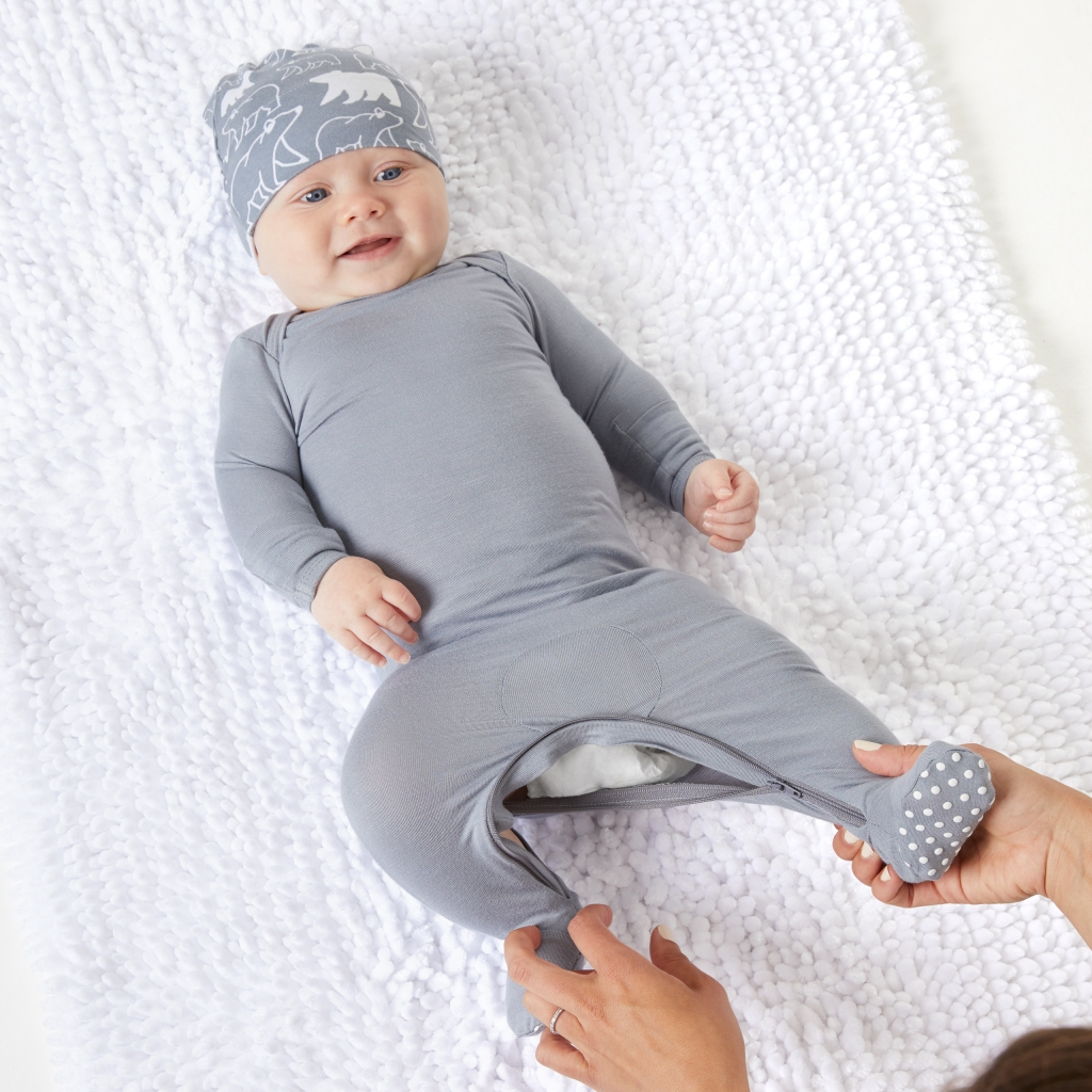 Comfy, Cozy! Find the Best Winter PJs for Your Baby