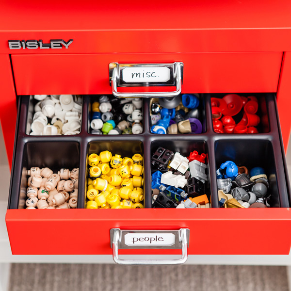 How To Organize Legos By Part