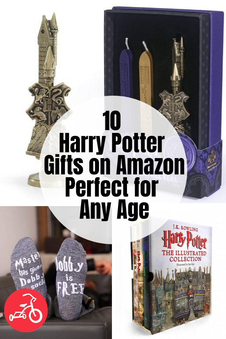 10 Harry Potter Gifts on Amazon Perfect for Any Age
