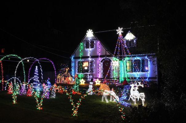 Christmas Music Seattle 2020 18 Awesome Christmas Light Displays in Seattle