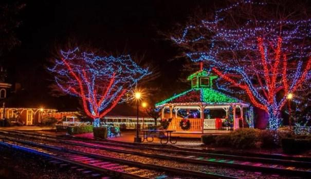 Where Can I Drive To See Neighborhood Christmas Lights Near Puyallup Washington 2021 Twinkle Twinkle 22 Light Displays To Make The Season Bright