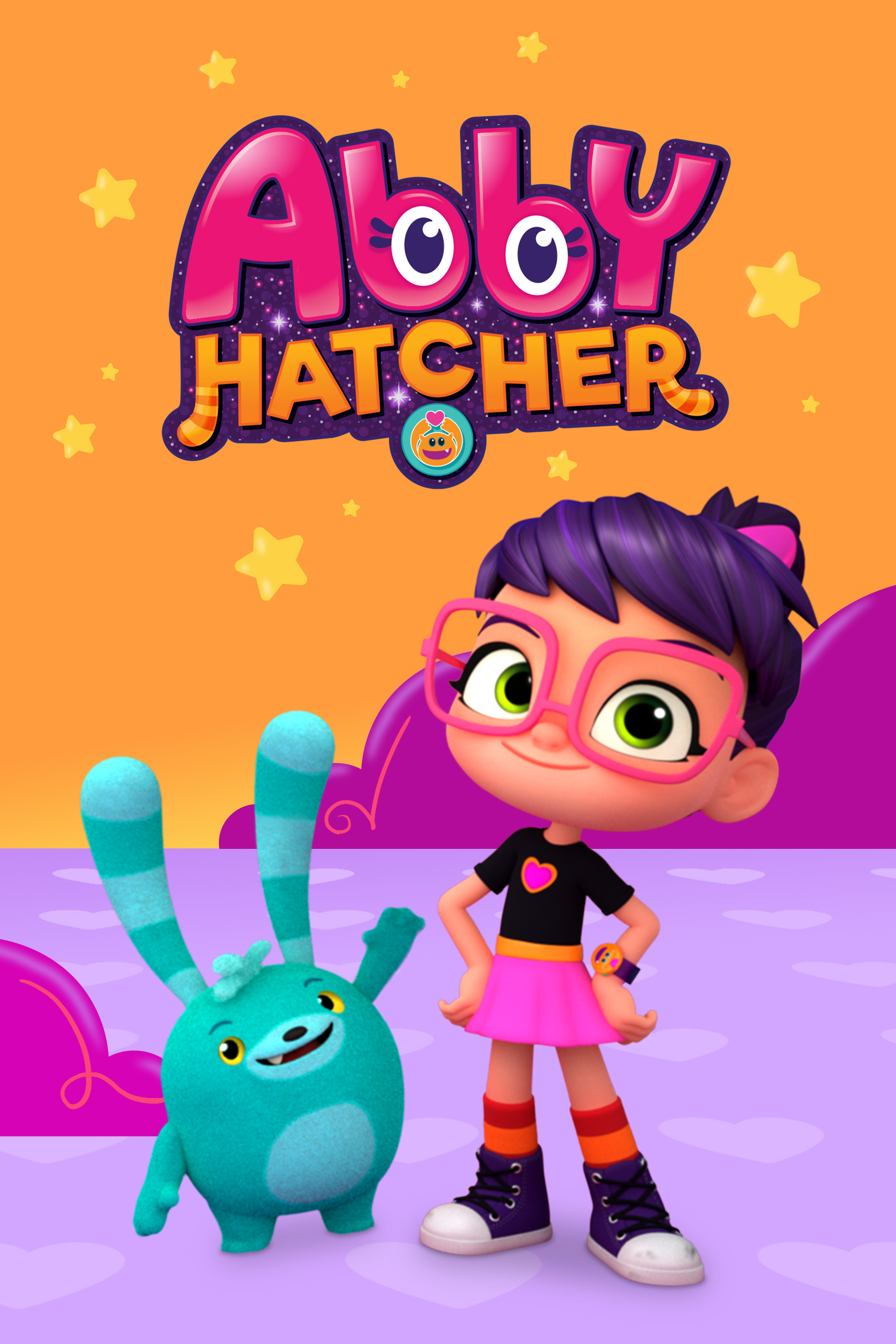 Abby Hatcher, Nick. Jr.