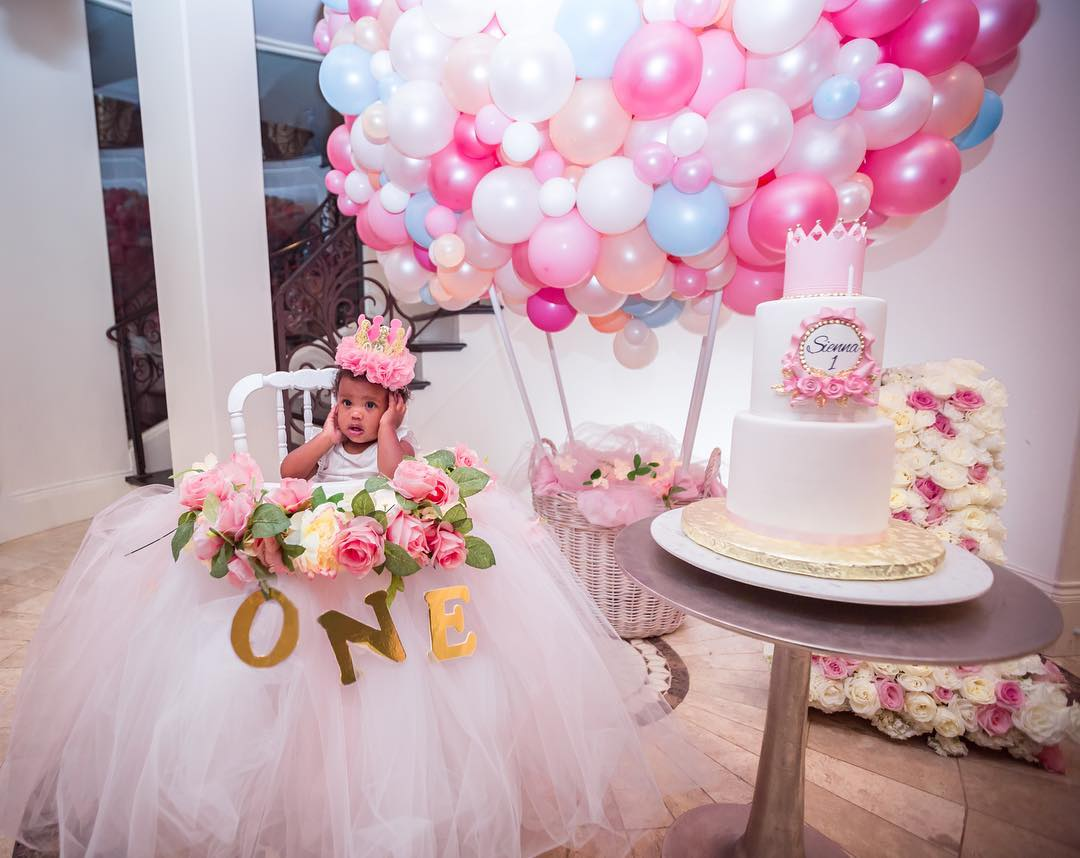 First Birthday Party Ideas Inspired by Celebs