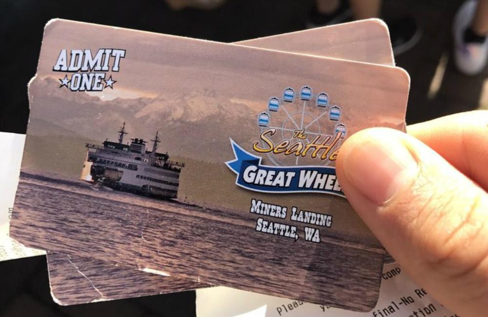 Great Wheel Tickets