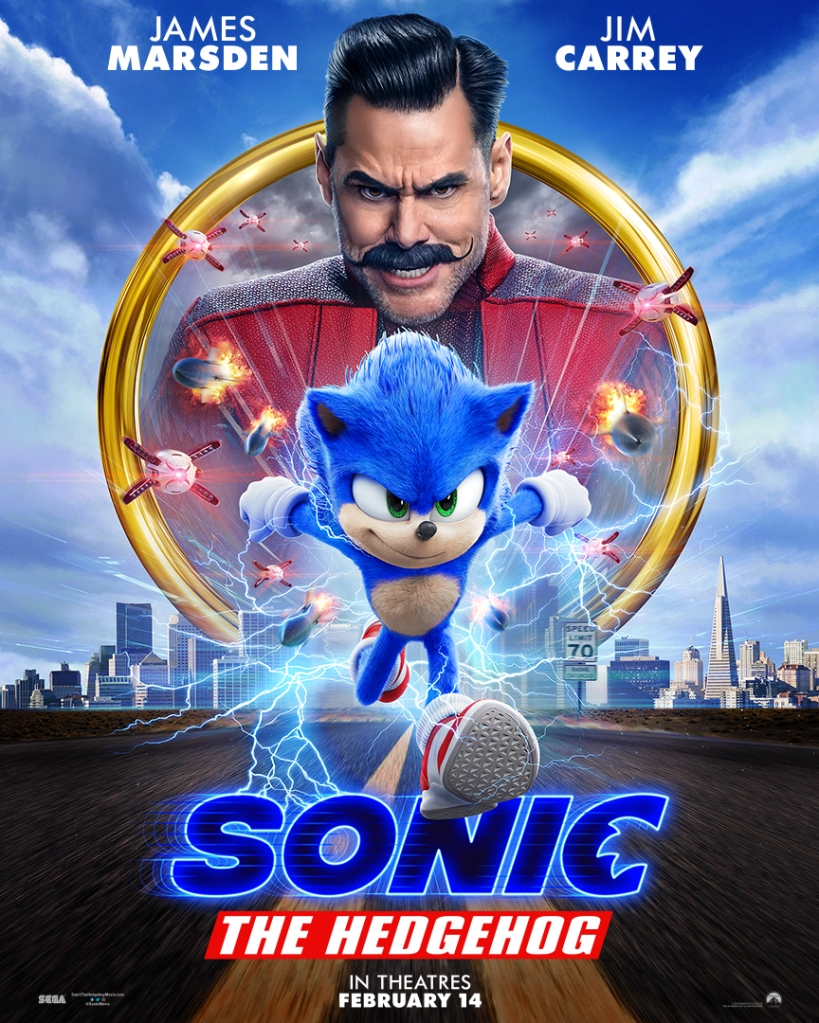 The New Movie Sonic The Hedgehog Is The Perfect Family