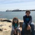 water harbor ship