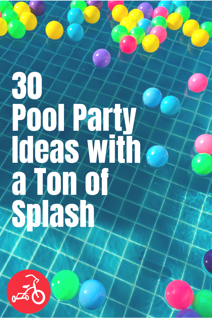How to Throw a Summer Pool Party for Kids