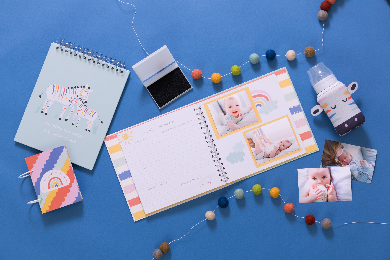 19 Baby Memory Books (& Apps) to Track Baby's Milestones