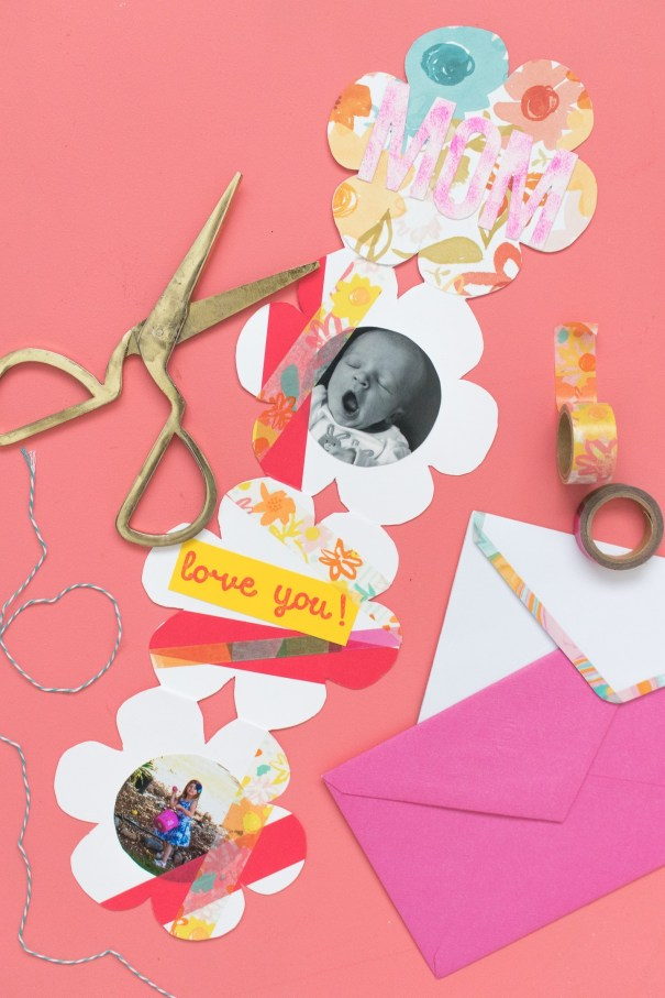 22 Homemade Mother S Day Cards Every Kid Can Make