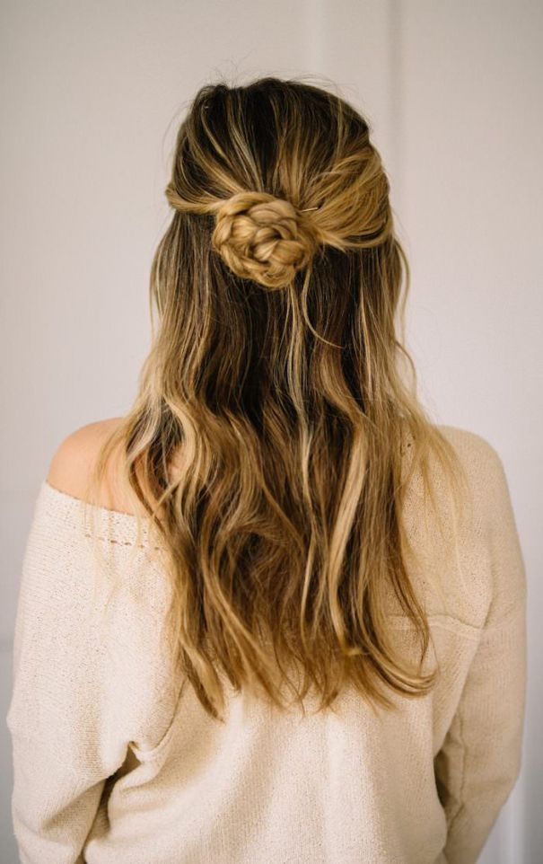 Easy And Cute Hairstyles For Moms