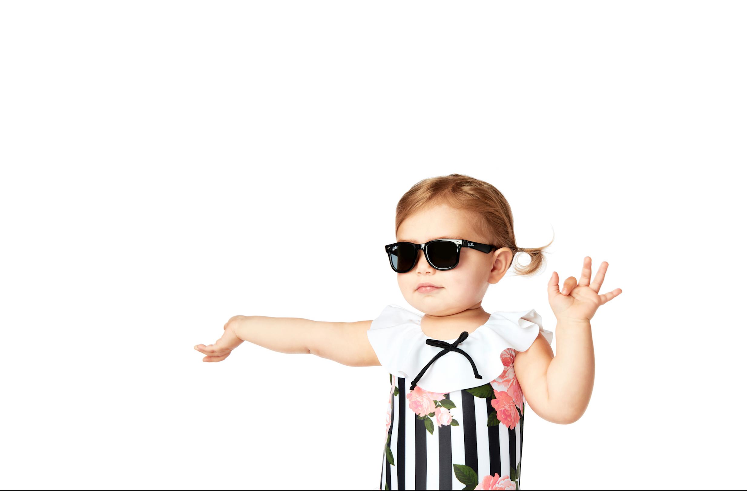 Colorful Classic Polarized Kids Sunglasses Boys Girls Children Toddler UV 100