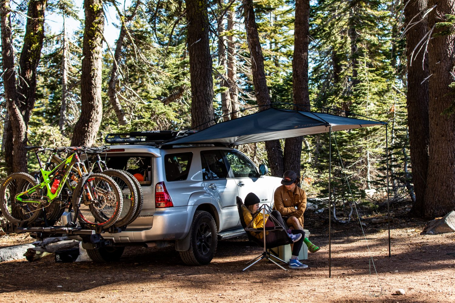 Camping Gear That Does Everything (Except Pitch the Tent)