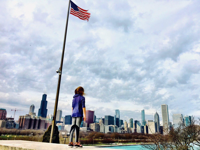 Chicago from Shedd Aquarium