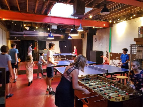 Dc Restaurants That Keep Kids Entertained