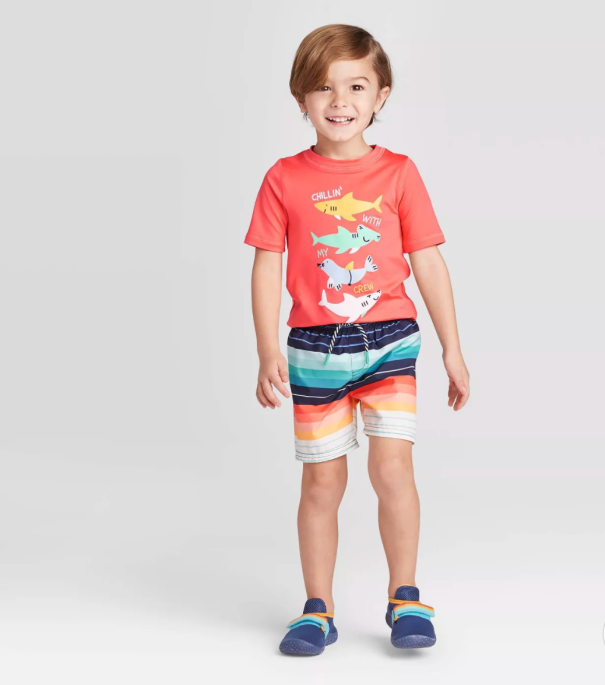New Swimsuits For Kids Perfect For Summer