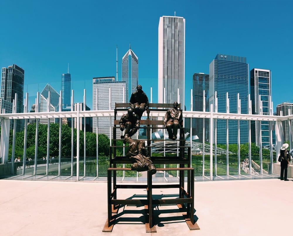 Art Institute Chicago Terzo Piano via Yelp