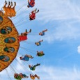 swings, festival, fair, carnival, ride