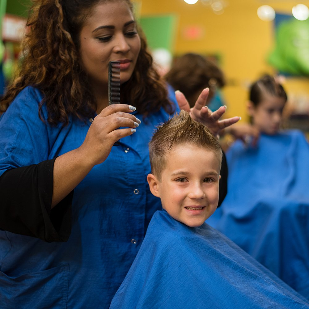 Hair We Go The Best Salons Barber Shops For Kids