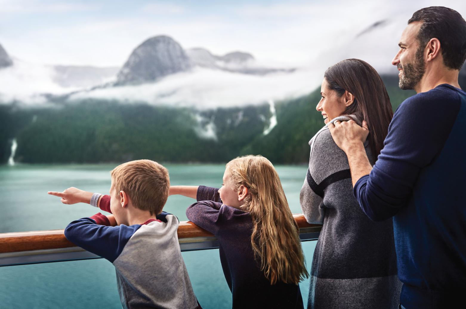 Alaska With Kids A Land Sea Itinerary
