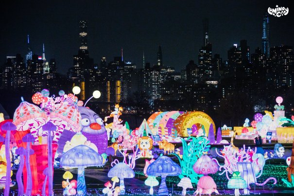 2021 Long Islands Best Places For Christmas Lights Holiday Light Shows Displays To See This Season