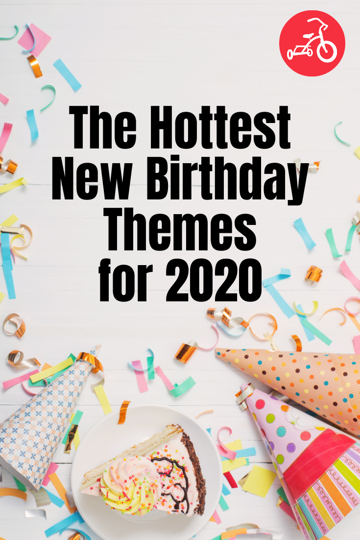 The Best Birthday Party Themes In 2020