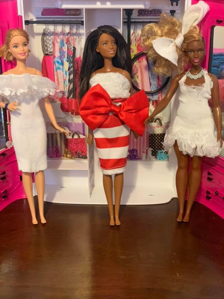 Nevaeh Woods - Barbie