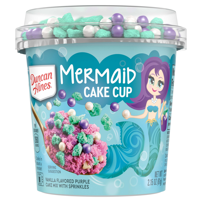Duncan Hines Mermaid Cake Mix