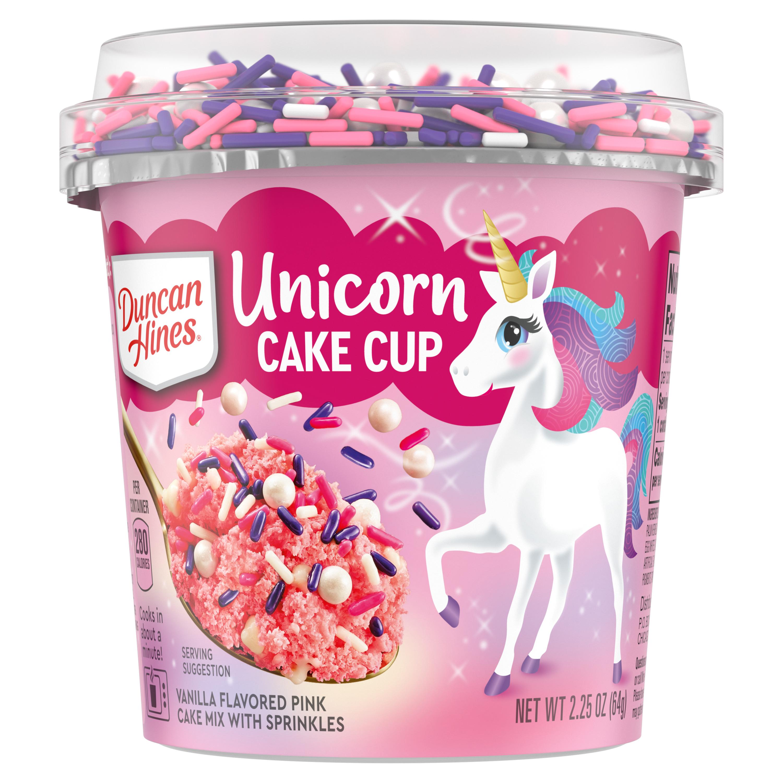 Duncan Hines Unicorn Cake Mix