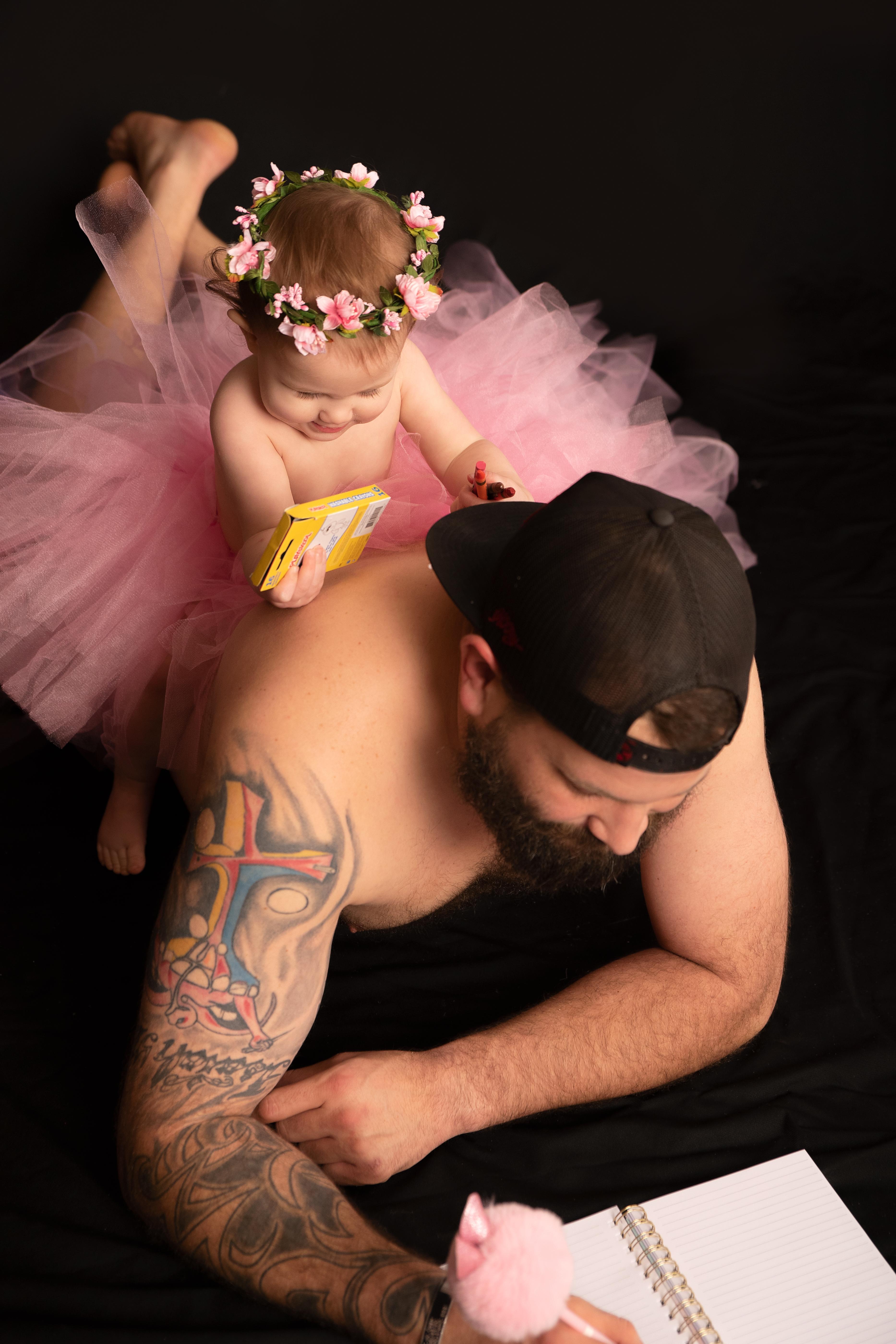 Daddy/Daughter Tutu