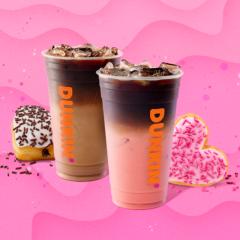 Dunkin' Valentine