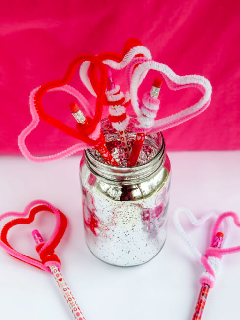 29 Easy Valentine S Day Gifts That Kids Can Make