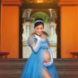 Princess Maternity Photos