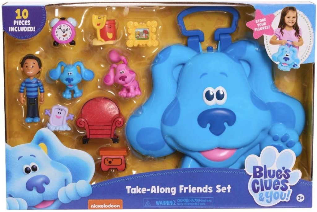 Blue's Clues & You Take Along Friends