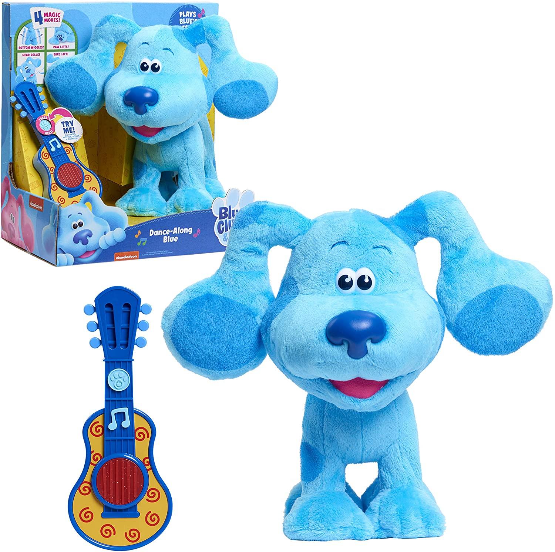 Blues Clues Dance Dance Blue