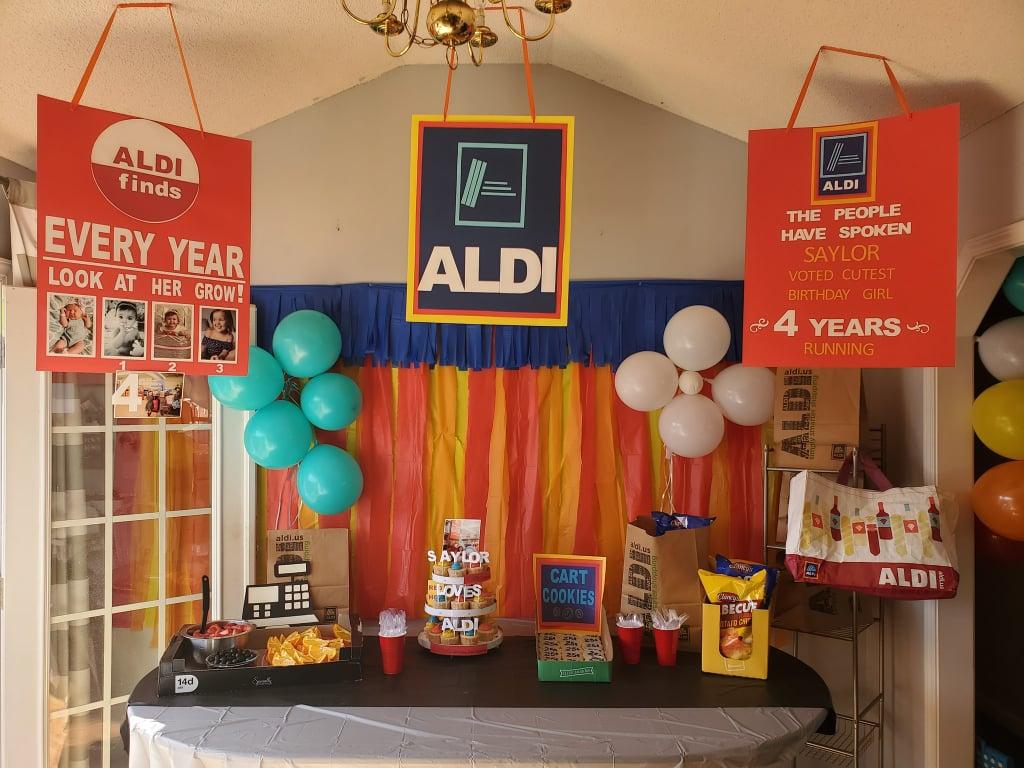 ALDI Party