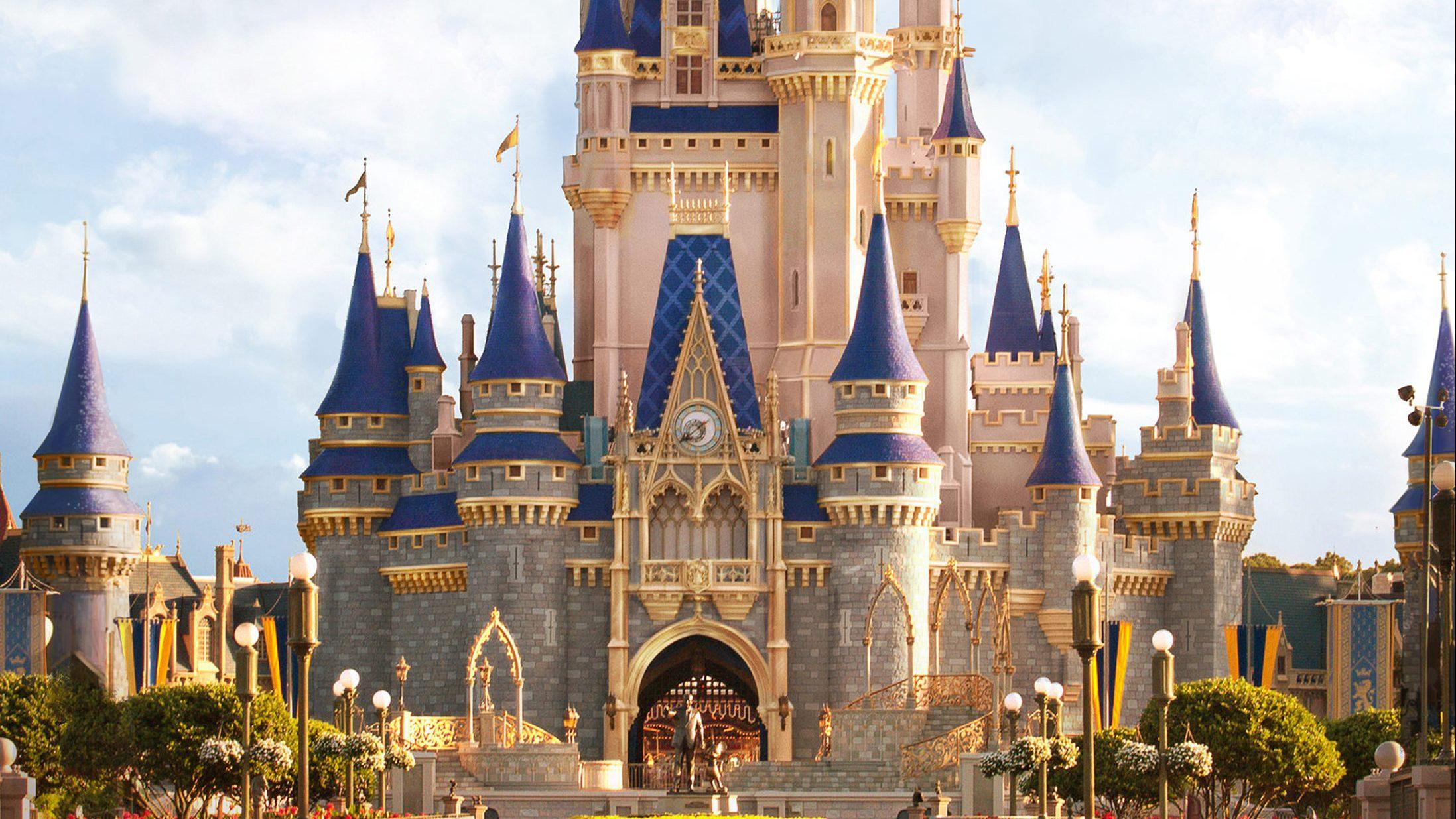 Walt Disney World's Cinderella Castle Is Getting a Makeover
